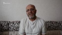 Правозащитник Джеппаров встретился с крымской активисткой Веджие Кашка (видео)
