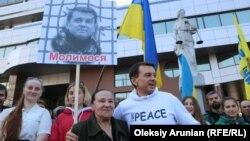 Тимофей Нагорный и его сторонники