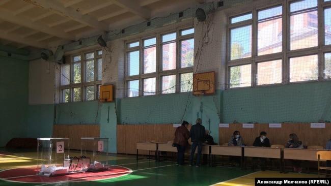 Выборы в Томске