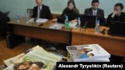 Суд над «Свидетелями Иеговы» в России, иллюстрационное фото