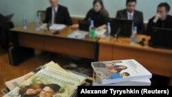 Литература Свидетелей Иеговы (архивное фото)