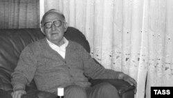 Todor Zhivkov la cîţiva ani după debarcarea sa