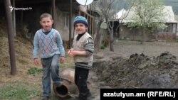 Լեջանցի երեխաներ, մայիս, 2017 թ․