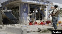 Afganistan, napadi bombaša samoubojica postali su svakodnevni, Kandahar, 14. ožujak 2012.
