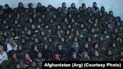 نخستین نشست امنیت و صلح زنان نظامی در کابل