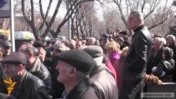 Նաիրիտցիների բողոքի ցույցերն ամենօրյա են լինելու