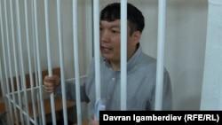 """Мұратбек Тұңғышбаев, Қазақстанда """"саяси тұтқын"""" деп танылған белсенділердің бірі."""