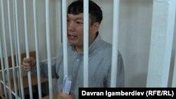 Казакстандын жараны Муратбек Тунгышбаев.