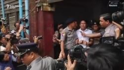 Uhapšeni novinari: 'Ne bojimo se'