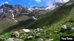 Горы в Кабардино-Балкирии (архивное фото)