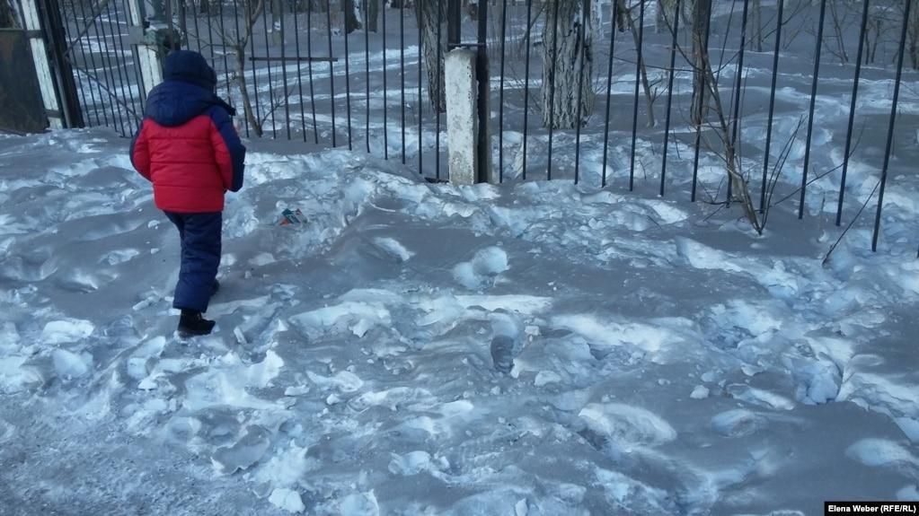 химический состав снега в городских условиях