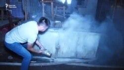Жалал-Абад: ири базар күлгө айланды
