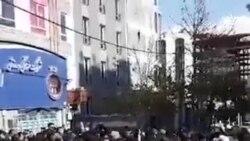 تجمع اعتراضی هواداران تیم استقلال