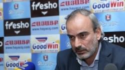 17 ընդդիմադիր ուժերը, ըստ Սեֆիլյանի, ներկայացնում են քաղաքական դաշտի մի մասը, բայց ոչ ամբողջ հայ ժողովրդին