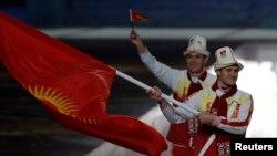 Сочи олимпиадасындагы кыргыз спортчулары. 7-февраль, 2014-жыл