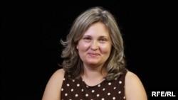 Журналист Милашина Елена