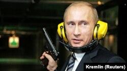 Владимир Путин. Фото 2006 года