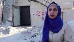 """Сирийская журналистка Якин: """"Эта награда вернула мне надежду"""""""