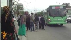 Aşgabat: Duralgadaky nobatlar