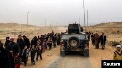 İraq, Mosul, 2 mart 2017