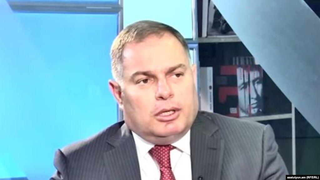 Член РПА Ованнес Саакян выступает за проведение досрочных парламентских выборов в декабре