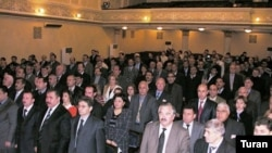 Azərbaycan jurnalistlərinin 4-cü qurultayı, 23 dekabr 2006