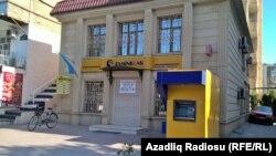"""Bağlanan banklardan biri, """"Zaminbank"""". 20sen2016"""