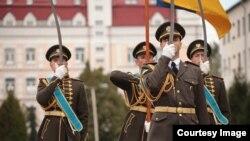 Отдельный президентский полк Украины