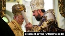 Mitropolit Epifanije, poglavar Pravoslavne crkve Ukrajine, ukaz o nezavisnosti će odneti u Kijev