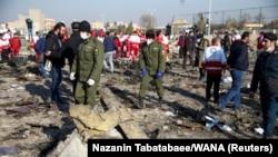 Літак Boeing 737-800NG авіакомпанії «Міжнародні авіалінії України» рейсу PS752 з Тегерана до Києва був збитий невдовзі після вильоту з міжнародного аеропорту столиці Ірану вранці 8 січня