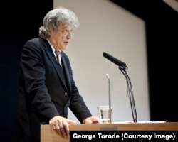 Том Стоппард (фотограф George Torode)