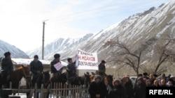 Сопу-Коргондогу митинг. 3-февраль, 2010-жыл