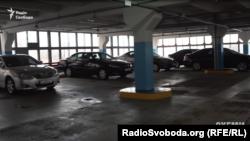 Автобаза Верховної Ради України