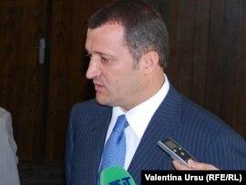 Premierul Vlad Filat
