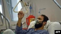 Jedan od ranjenih doktora u napadu na bolnicu Ljekara bez granica u afganistanskom gradu Kunduzu, 6. oktobar 2015.