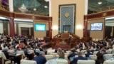 Gazagystanyň parlamenti