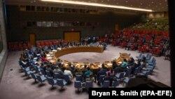 تصویب هر قطعنامهای در شورای امنیت مستلزم ۹ رای و در عین حال عدم وتوی آن از سوی آمریکا، روسیه، چین، فرانسه و بریتانیاست.
