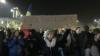 Mii de oameni au protestat la București, cerând demisia premierului Victor Ponta