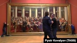 Третьяковская галерея (архивное фото)