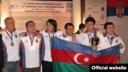 Мужская сборная Азербайджана по шахматам