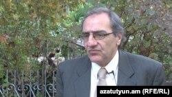 Սիրիայում Հայաստանի նախկին դեսպան Դավիթ Հովհաննիսյան