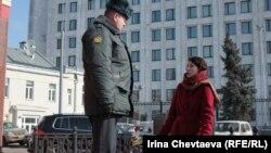 Москва, 8 марта.