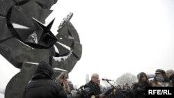 Sjećanje na žrtve holokausta Foto:Vesna Anđić