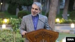 محمدباقر نوبخت، سخنگوی دولت جمهوری اسلامی