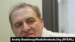 Yevhen Zakharov of the Ukrainian Human Rights Union