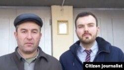 Advokat D.Piskunov va I.Alihonov sud oldida