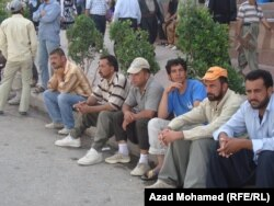 Ирак - жумуш күткөндөр