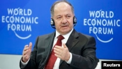 Իրաքի քրդական ինքնավարության առաջնորդ Մասուդ Բարզանի, արխիվ