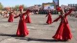 Kyrshyzstan Osh Nooruz 2016