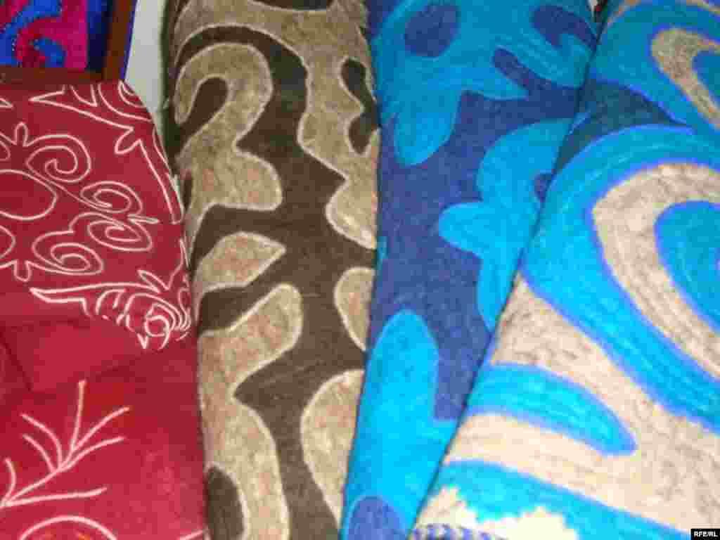 Многообразие кыргызского орнамента #14